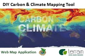 Carbon and Climate Mapping Tool