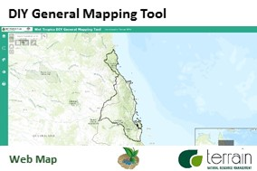 mapping tool wet tropics general