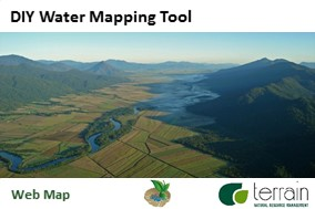 mapping tools wet tropics water
