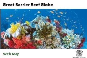 mapping tool wet tropics great barrier reef globe
