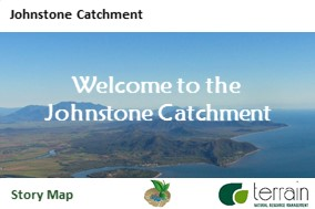 Story map and catchment profile of the johnstone catchment, Wet Tropics