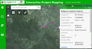 project mapping