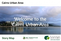 Cairns Urban Area Story Map